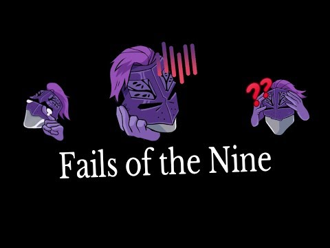 FAILS OF THE NINE ep2 (Bloopers+Funny Moments) Destiny 2