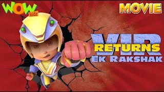Vir Ek Rakshak Returns - Vir The Robot Boy - ENGLIS,SPANISH&FRENCH SUBTITLE! - Movie - Live in India
