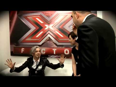 I giudici X Factor 2012