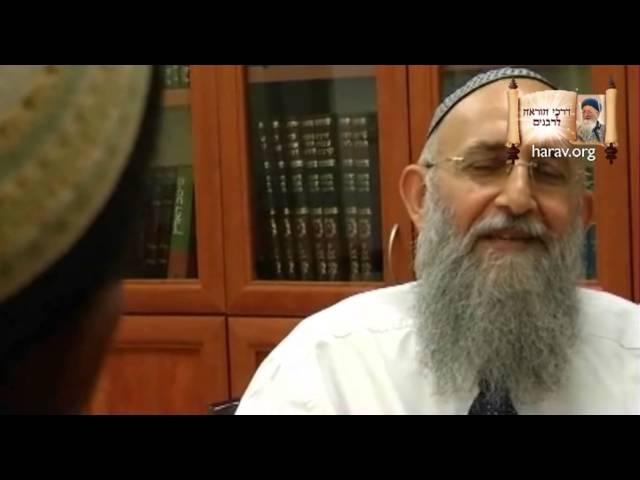 הרב שמואל זעפרני בראיון על מרן הרב מרדכי אליהו