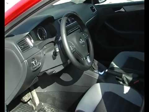 Тест-драйв Volkswagen Jetta 2011