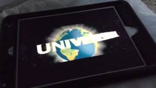 Universal Pictures Jimmy Neutron Logo