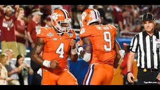 Clemson Tigers Highlights || 2017 College Football National Champs