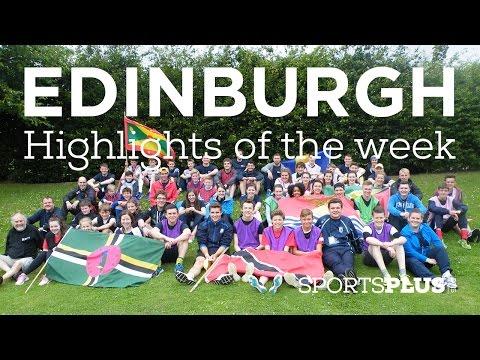 Edinburgh Sports Plus 2015 - Highlights
