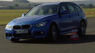 BMW 330d Touring - Track Test