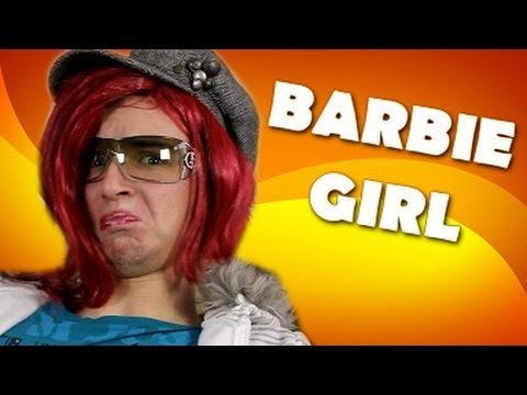 Im A Barbie Girl! [ Dylan Haegens ] video