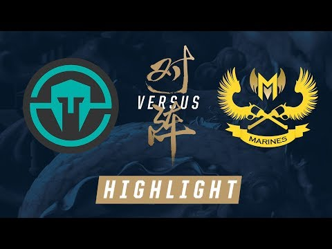 IMT vs GAM Worlds Group Stage Match Highlights 2017