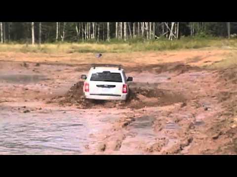 Jeep Patriot Mud Boggin'!!!