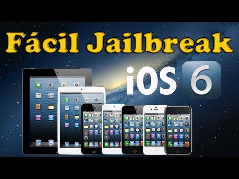 JAILBREAK iOS 6 UNTETHERED [FÁCIL]