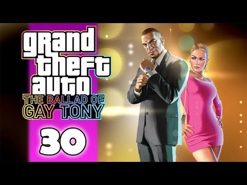 Let's Play GTA: The Ballad of Gay Tony #30 [Deutsch/Full-HD] - Entscheidung