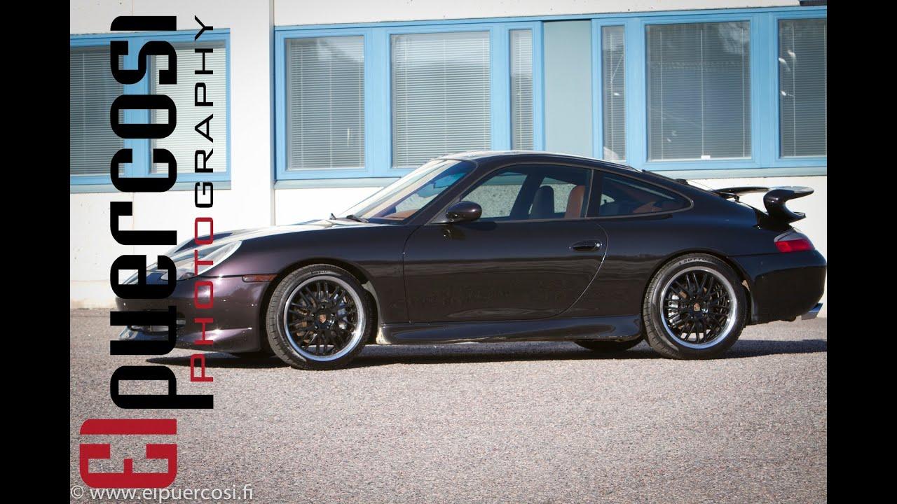 Porsche 911 Gt2 Look 996 Pro