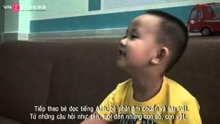Thần đồng Việt Nam mới.