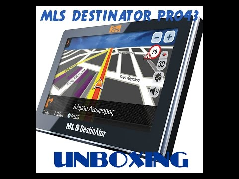 MLS Destinator Pro43  Review