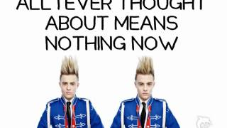 Watch Jedward All I Want Is You video