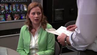 Pam questions her entire relationship with Jim - The Office highlights