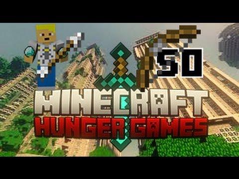 Minecraft-Hunger Games(Açlık Oyunları) - Enes VS LeafLook - OK PRO - 50 ÖZEL