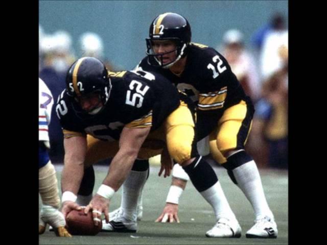Pittsburgh Steelers Polka - Terry Bradshaw - Franco Harris - Jack Lambert - Lynn Swann