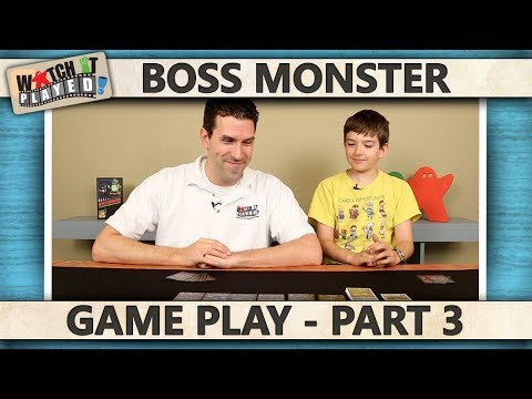 Boss Monster - Gameplay - Part 3
