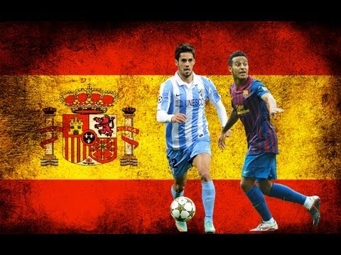 Isco vs Thiago Alcántara ● SPAIN'S FUTURE