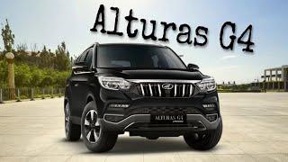 Mahindra Alturas G4 2019 | Great SUV | Review  | Exterior and Interior