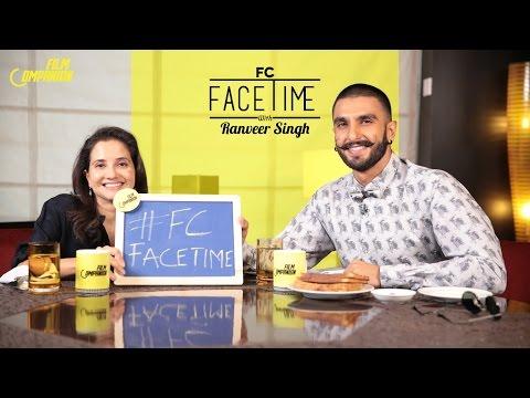 FaceTime with Ranveer Singh | Film Companion | Anupama Chopra
