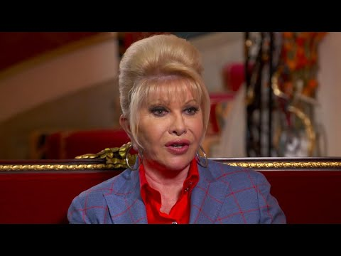 Donald Trump's first wife Ivana Trump says she has direct number to White House