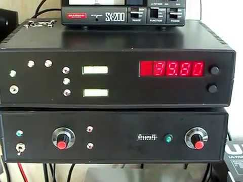 Pirate Radio FM Transmitter