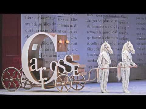 Joyce DiDonato on the Met's new production of Cendrillon