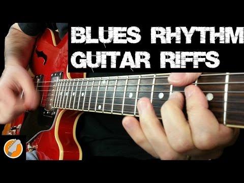 Blues Guitar Riffs