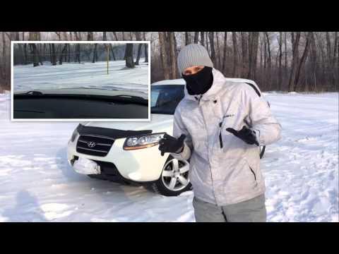 Hyundai Santa Fe 2.2 crdi дизель 2007 обзор перед покупкой