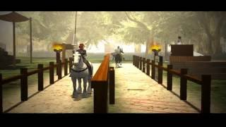Jousting - Second Life