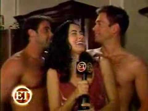 Cote de Pablo and Michael Weatherly Video