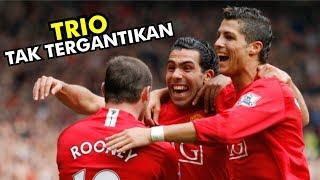 6 Trio Penyerang Terbaik sepanjang sejarah sepak bola.
