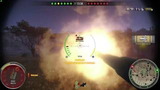 adv1k playing World of Tanks on Xbox One
