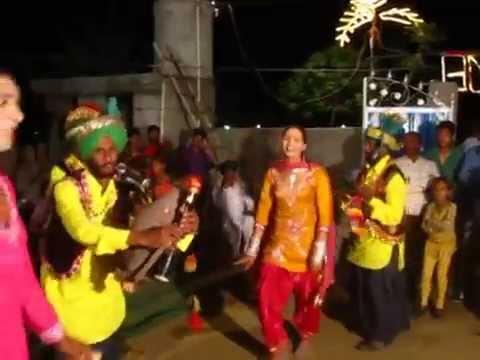 Punjabi Been Baja Party of Rai Pur Mandlan (Patiala)