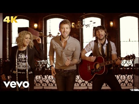 Lady Antebellum - I Run To You video