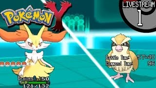 Pokemon X and Y: Midnight Release Livestream!  Let's Battle and Trade with Subscribers!