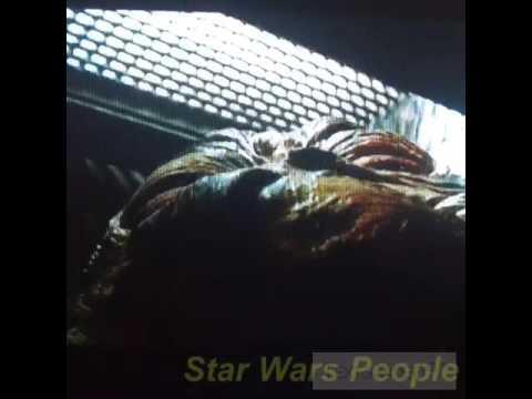 Slave Leia Choking Jabba The Hutt: Alternate Takes | How ... Jabba The Hutt Choked