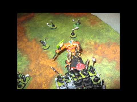 Orcs vs Warriors of Chaos 2014 07 07