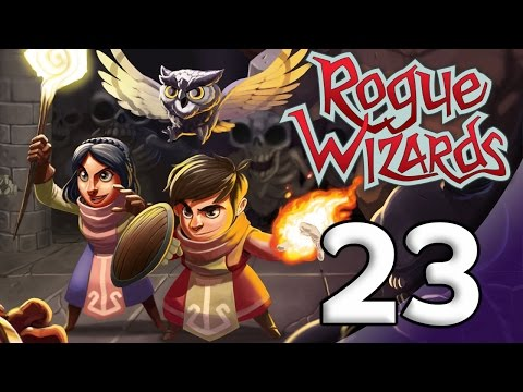 Rogue Wizards - 23. Angoston's Cosmic Rift - Let's Play Rogue Wizards Gameplay