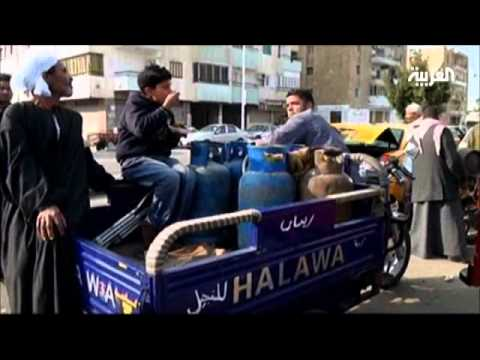 Gas crisis continues in rural Egypt