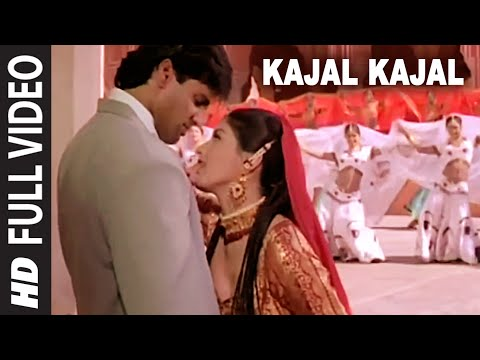 Kajal Kajal Full HD Song | Sapoot | Sonali Bendre Sunil Shetty...