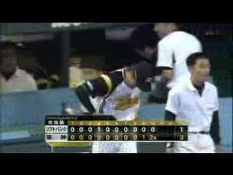 林威助再見全壘打Walk-off Home Run JUN-10-2007