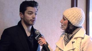 The Devil's Double - Dominic Cooper Interviewed by Brenda Upright