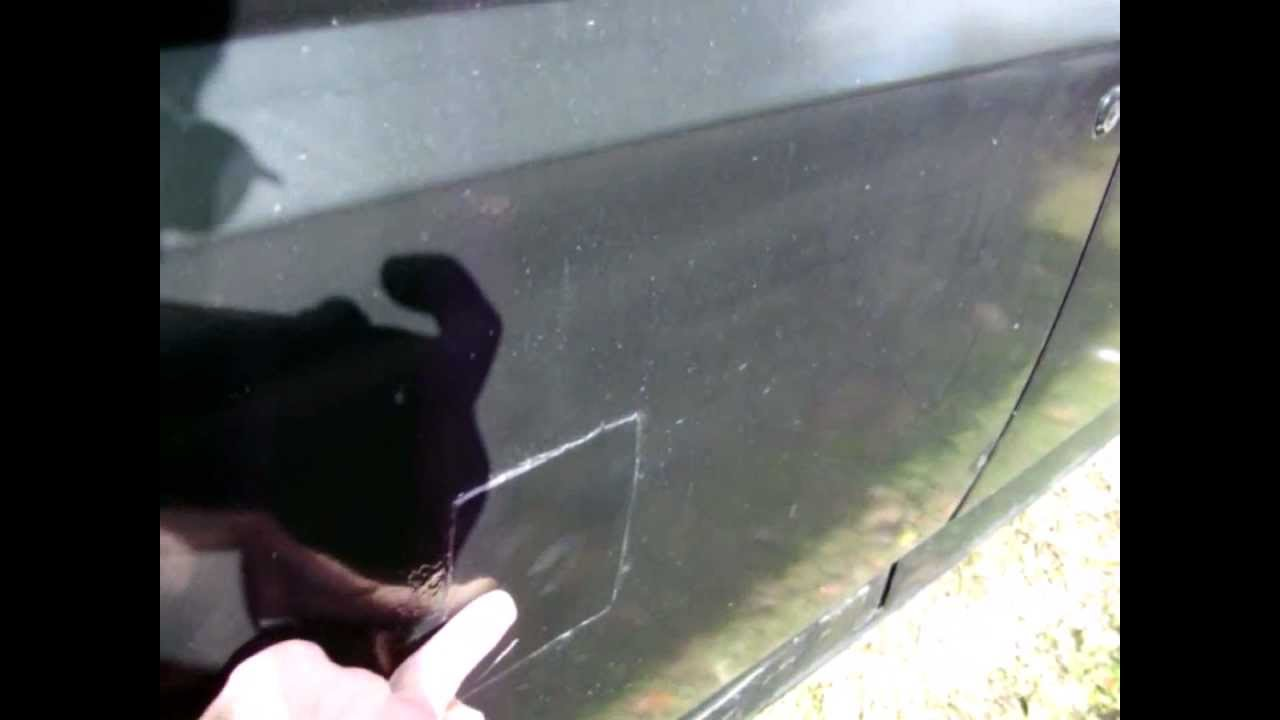 Best To Use To Patch Holes In Car