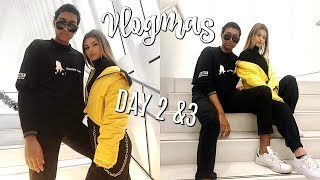WE ARE SO EXTRA IN THE WORLD TRADE CENTER | VLOGMAS DAY 2 & 3