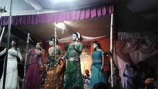 गोरी तोरी चुनरी बा लाल । लौंडा डांस राजन कला पार्टी विश्वनाथ नौटंकी खुटहन जौनपुर mo no  9794218985