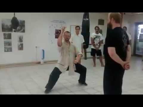 Spiral Power lesson - Neil Ripski in Israel