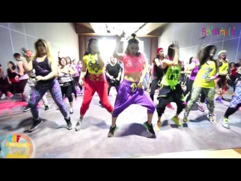Zumba Party Video Coming Soon | EDF-2017
