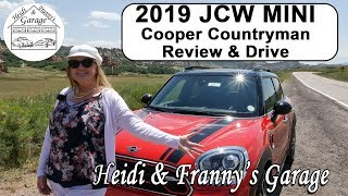 The JCW 2019 MINI Countryman - Tour and Drive!